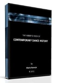 The handy e-book of CONTEMPORARY DANCE HISTORY