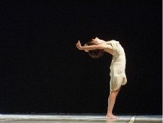 Aeriforme, in what does a contemporary dance choreographer expect?