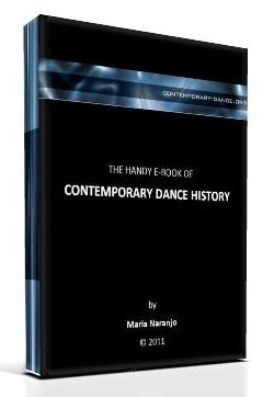 THE HANDY E-BOOK OF CONTEMPORARY DANCE HISTORY.