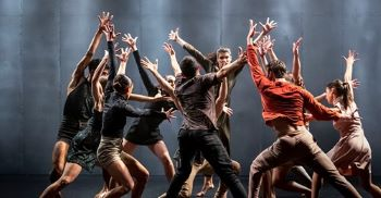 KAMEA Dance Company: Auditions for professional Dancers for the 2021-22 season