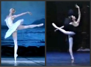 Odette and Odile in Ballet History