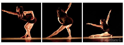 Choreography, contemporary dance