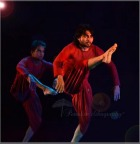Akram Shaik, director of the Akram Dance Company