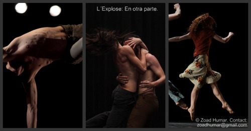 L'explose's En Otra Parte, Photo by Zoad Humar
