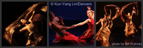 Kun-Yang Lin/Dancers, contemporary dance directory