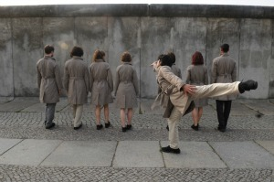 Dance Pictures: Nejla Yatkin's The Wall