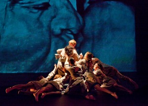 Dance Pictures: Nejla Yatkin's Wall Stories
