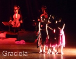 Dance grants: Graciela
