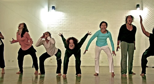 Choreographic workshop in Choreographic tools from 'La Pedroche'
