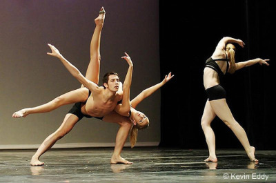 Técnicas de la danza contemporánea, picture of modern dancers