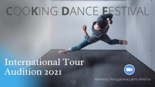 International video auditions - Cooking Dance