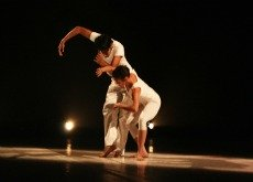 El silencio de la mariposa, in what does a contemporary dance choreographer expect?